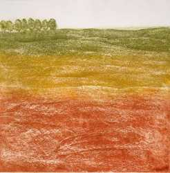 Landscape - orange and yellow